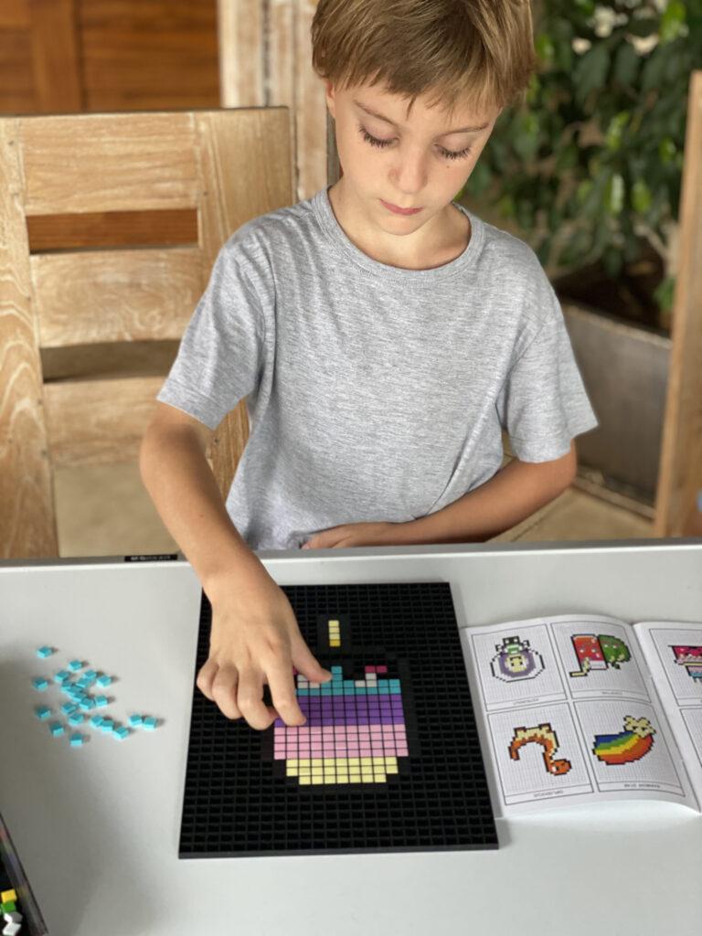 dodocraft pixel art glace