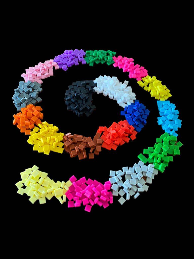 dodocraft pixel colori
